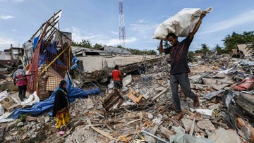 08-12-2016 06:49 Bilans trzęsienia ziemi w Indonezji. Ponad sto osób zginęło i ponad 700 jest rannych