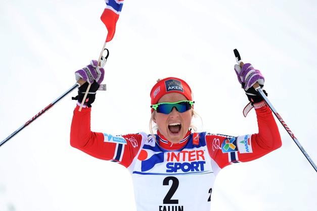 Narciarskie MŚ - triumf Johaug, Kowalczyk na 17. miejscu