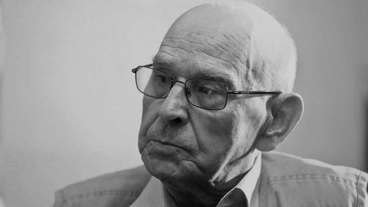 """Zmarł Józef Bandzo """"Jastrząb"""". Był żołnierzem mjr. """"Łupaszki"""""""