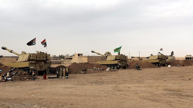 Irak: wyzwolono ponad jedną trzecią wschodniego Mosulu