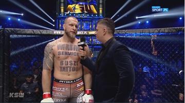 2017-12-23 Andryszak: KSW potrzebuje nowego mistrza. On stoi przed wami