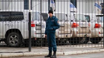 24-04-2017 15:02 Ukraińskie służby traktują zamach na OBWE jako akt terroru