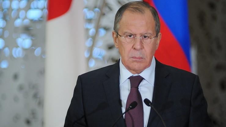 Ławrow: Rosja jest gotowa do rozmów o redukcji broni jądrowej