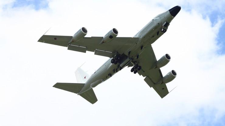 USA zarzuciły Chinom niebezpieczne manewry przy amerykańskim samolocie wojskowym