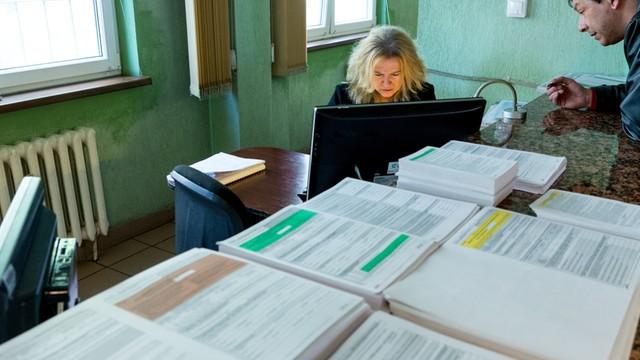 Naczelnik urzędu skarbowego w Sosnowcu – aresztowany