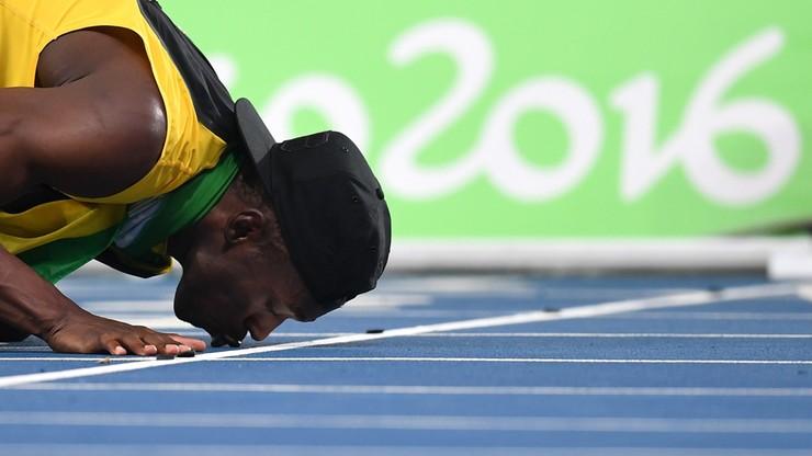 Rio: historyczne osiągnięcia Bolta i Felix