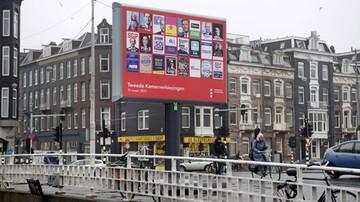 2017-02-21 Szczególne środki ostrożności w Amsterdamie przed meczem Ajax - Legia
