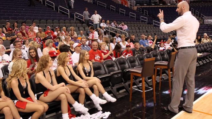 NBA: Czarodzieje Koszykówki na koszulkach Gortata i spółki