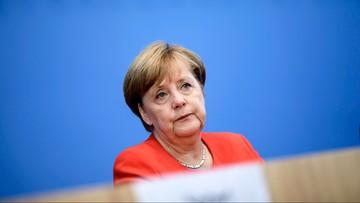 02-09-2017 09:58 Merkel: nie możemy zrezygnować z kontroli granicznych