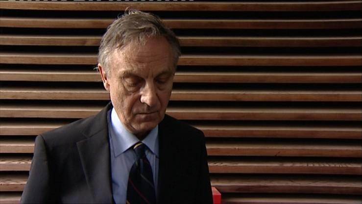 """Winny """"nieudolnego usiłowania posiadania kokainy"""". Były senator PO Krzysztof Piesiewicz ukarany grzywną"""