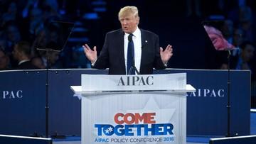 22-03-2016 14:13 Trump: Stany Zjednoczone powinny nasilić walkę z islamistami