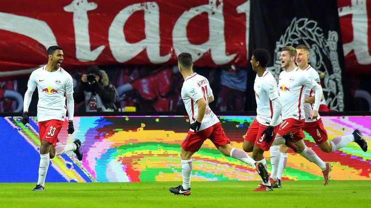 Bundesliga: RB Lipsk skrócił dystans do Bayernu