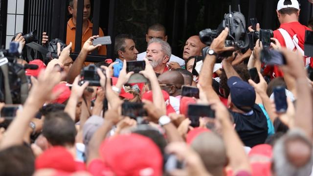 Brazylia: Sędzia zawiesił nominację Luli na szefa kancelarii prezydenta