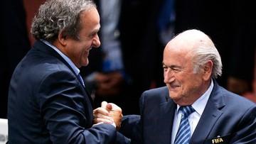 24-11-2015 13:36 Platini zdyskwalifikowany dożywotnio? Komisja Etyki FIFA złoży wniosek