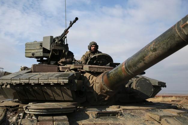 Ukraina obawia się zajęcia Mariupola przez separatystów