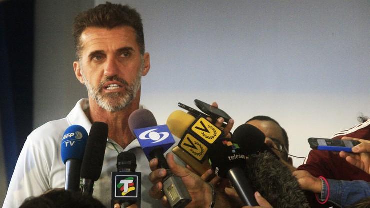 Chapecoense zwolnił trenera Manciniego