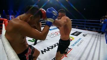 2015-10-25 Martial Arts Contest: Polska - Tajlandia 2:1! Zwycięstwa Łepkowskiego i Staszczaka, porażka Jędrzejczyka