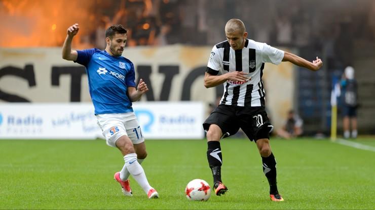 Ekstraklasa: Udany debiut Sandecji, beniaminek zabrał Lechowi punkty