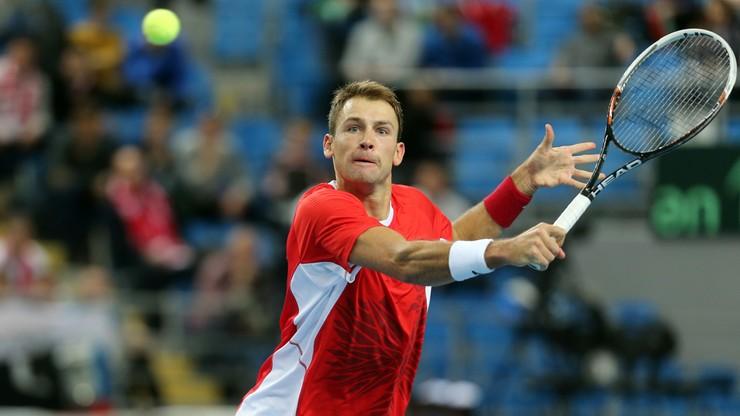 ATP w Madrycie: Kubot w finale debla bez wychodzenia na kort