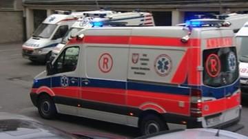 04-09-2016 15:49 Wypadek podczas rajdu na Dolnym Śląsku. Nie żyje pilot