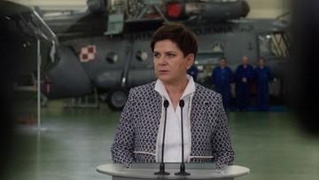 Premier Szydło: Polska przedstawi propozycje współpracy szefowi francuskiego MSZ