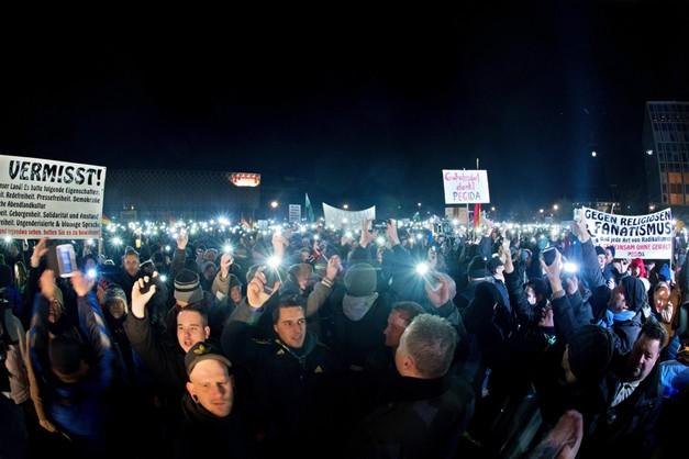 Niemcy: marsz przeciw islamizacji Zachodu
