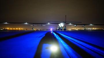 25-05-2016 12:11 Solarny samolot wyruszył z Ohio do Pensylwanii. To kolejny etap podróży dookoła świata