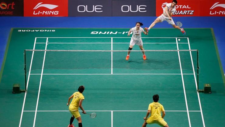 ME juniorów w badmintonie: Trzy brązowe medale Polaków