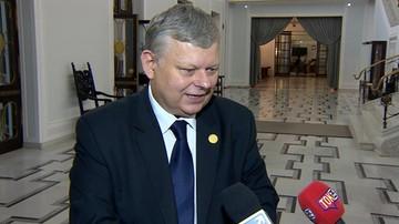 """21-11-2016 16:52 """"Nieprzemyślana i niezręczna"""" - wiceszef klubu PiS o wypowiedzi Mateusiak-Pieluchy"""