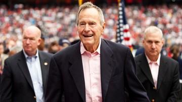 16-08-2017 20:49 Byli prezydenci USA Bush senior i Bush junior wzywają do odrzucenia rasizmu