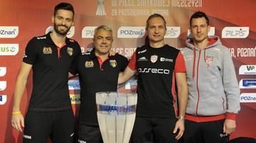 2015-10-27 Kowal o Superpucharze Polski: Poziom meczu? To nie jest najważniejsze