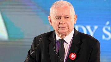 13-11-2017 20:21 Kaczyński: to prawda, że ja wymyśliłem program 500 plus