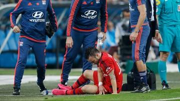 2015-09-21 Valbuena znienawidzony w Marsylii. Kibice powiesili... jego kukłę