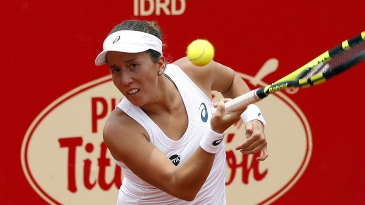 WTA w Bogocie: Falconi i Soler-Espinosa rozstrzygną losy finału