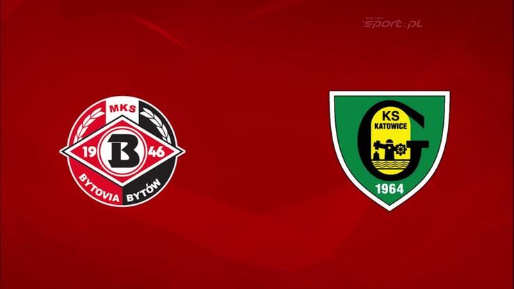 2015-10-05 Drutex-Bytovia - GKS Katowice 0:3. Skrót meczu