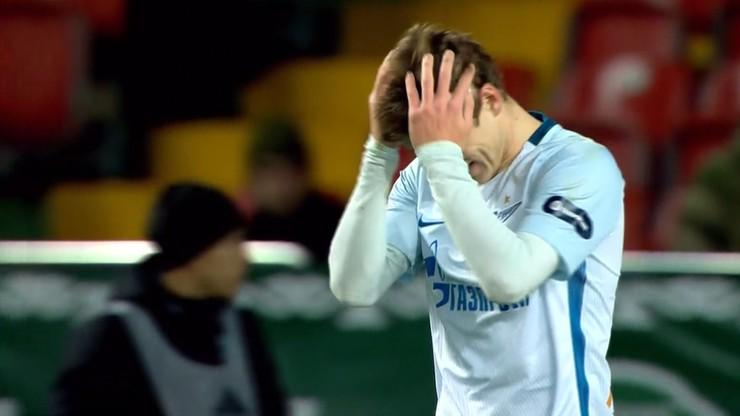 2017-12-12 Kiks sezonu w lidze rosyjskiej? (WIDEO)