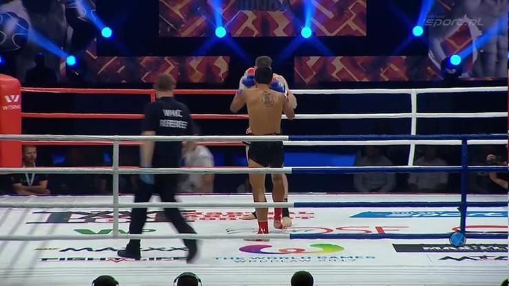 2015-10-24 Łepkowski - Kit Kor. Skrót walki