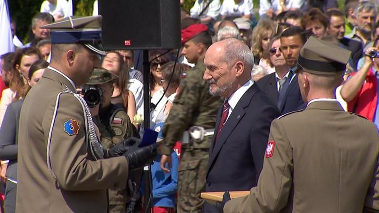 """Być zdolnym do obrony, ale i odstraszać. Szef MON o """"nowym podejściu"""" do obrony Bałtyku"""