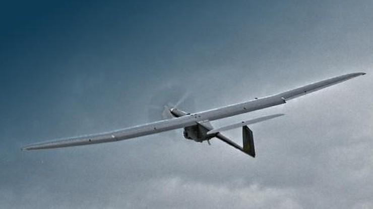 """Odnaleziono drona, którego wojsko """"zgubiło"""" we wtorek"""
