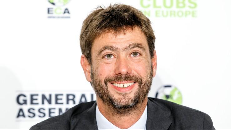 Zawieszenie prezesa Juventusu zniesione. Klub zapłaci wysoką grzywnę