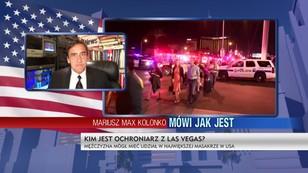 Mariusz Max Kolonko - Kim jest ochroniarz z Las Vegas? Czy mężczyzna wziął udział w największej masakrze w USA?