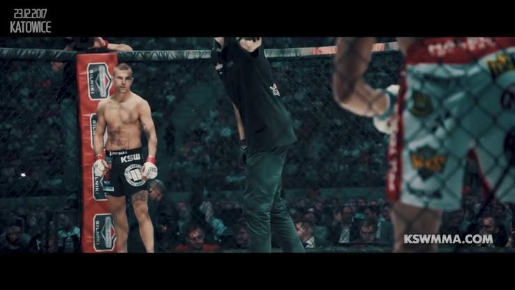 KSW 41: Marcin Wrzosek - Roman Szymański. Zapowiedź walki