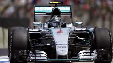 2015-11-14 Nico Rosberg wystartuje w Brazylii z pole position