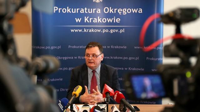 Prokuratura: Nie wiemy z jaką prędkością przemieszczała się kolumna