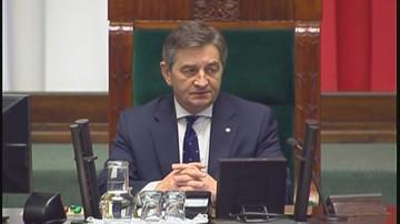 20-01-2017 13:18 PO odpowiada na list Kuchcińskiego: kryzys spowodowany decyzjami marszałka