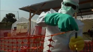 16-10-2015 13:51 Wirus ebola nie odpuszcza; kolejne zachorowania w Gwinei