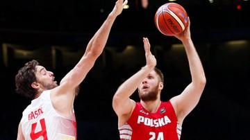 2015-09-12 EuroBasket: Hiszpanie jednak za mocni. Koniec przygody Polaków na ME