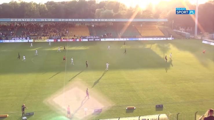 2017-09-11 GKS Katowice - Wigry Suwałki 0:1. Skrót meczu