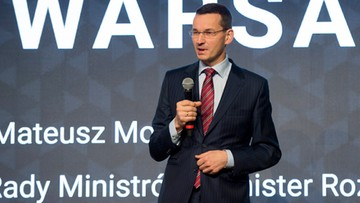 Morawiecki: Polska za podpisaniem Transatlantyckiego Partnerstwa w dziedzinie Handlu i Inwestycji