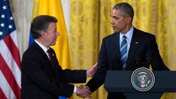 05-02-2016 05:10 Kolumbia ma dostać 450 mln dol. na wsparcie planu pokojowego